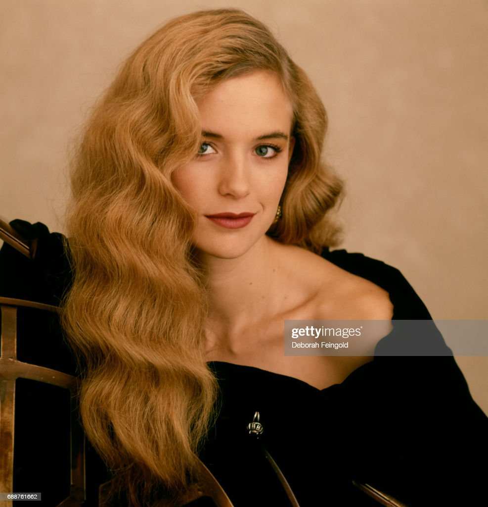 Actress Kelly Preston poses for a portrait in 1989 in New York CityLos Angeles, California.