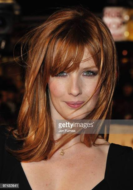Actress Kelly Reilly attends the 'Me Orson Welles' UK Premiere at the Vue West End on November 18 2009 in London England