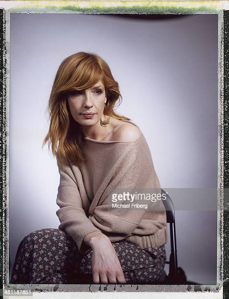 Actress Kelly Reilly is photographed for Variety on January 18 2014 in Park City Utah