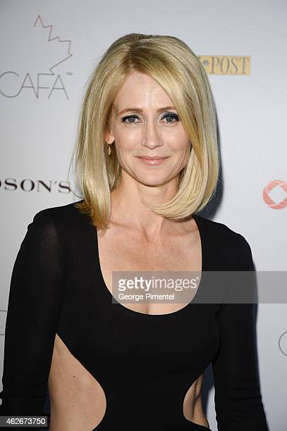 Actress Kelly Rowan attends the 2nd Annual Canadian Arts And Fashion Awards held at the Fairmont Royal York Hotel on January 31 2015 in Toronto Canada
