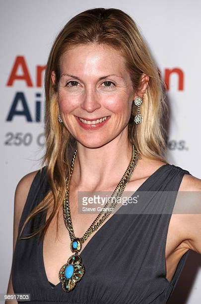 Actress Kelly Rutherford arrives at the 17th Annual Race to Erase MS event cochaired by Nancy Davis and Tommy Hilfiger at the Hyatt Regency Century...
