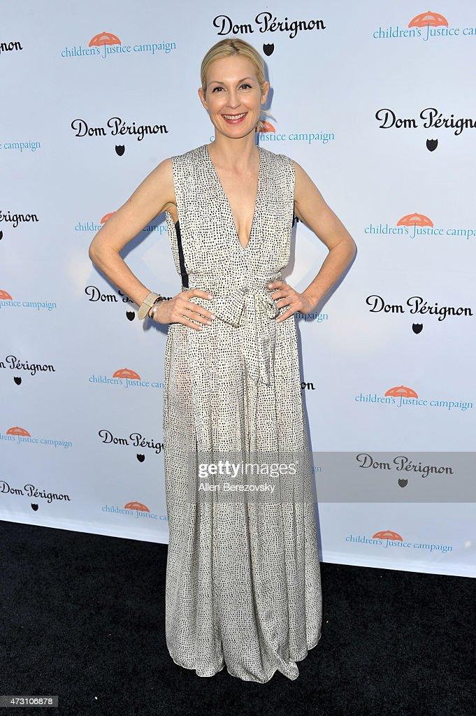 Actress Kelly Rutherford attends Children's Justice Campaign Event on May 12, 2015 in Beverly Hills, California.