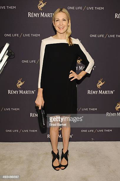 Actress Kelly Rutherford attends One Life/Live Them presented by Remy Martin and Jeremy Renner on October 20 2015 in New York City