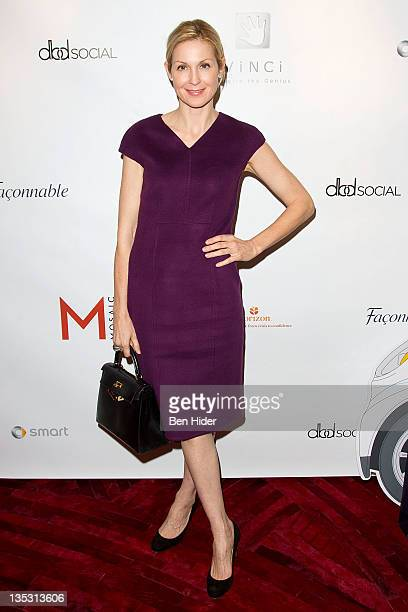 Actress Kelly Rutherford attends the 2011 Urban Sanctuary Charity shopping event at the Faconnable Store on December 8, 2011 in New York City.