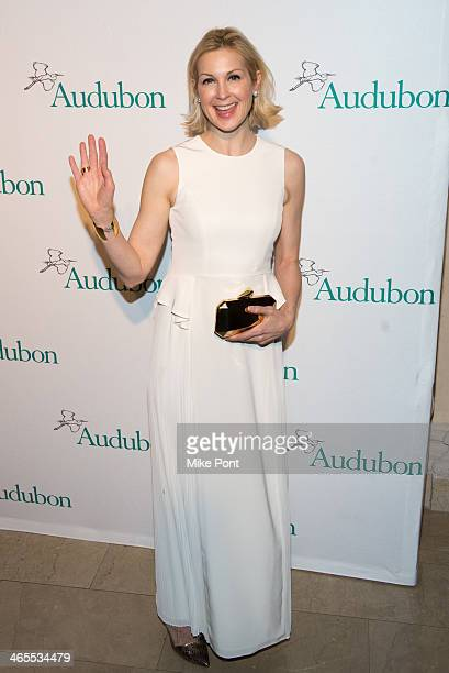 Actress Kelly Rutherford attends the 2013 National Audubon Society's Gala at The Plaza Hotel on January 27 2014 in New York City