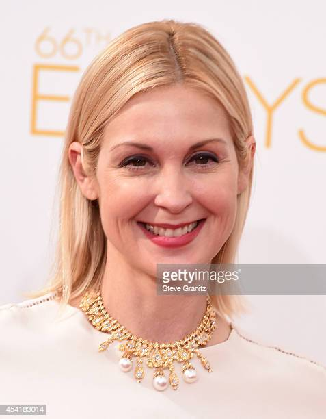 Actress Kelly Rutherford attends the 66th Annual Primetime Emmy Awards held at Nokia Theatre LA Live on August 25 2014 in Los Angeles California