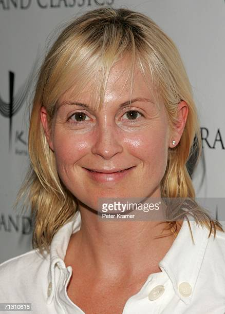 Actress Kelly Rutherford attends the Grand Classics Screening of The King of Marvin Gardens sponsored by Karu Y restaraunt at the Soho House on June...