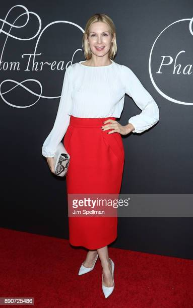 Actress Kelly Rutherford attends the 'Phantom Thread' New York premiere at Harold Pratt House on December 11 2017 in New York City
