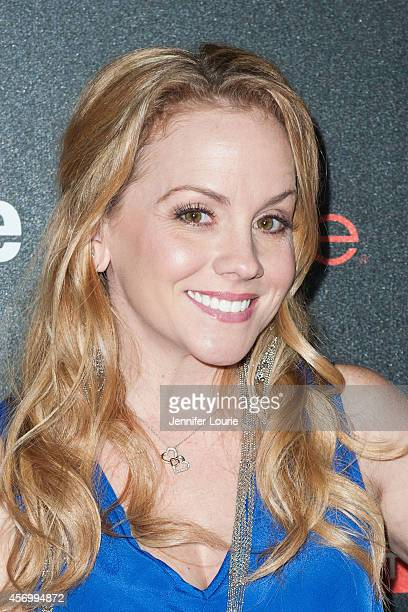Actress Kelly Stables arrives at the People's One To Watch Event at The Line on October 9 2014 in Los Angeles California