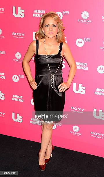 Actress Kelly Stables attends the Us Weekly Hot Hollywood Style Issue Event at Drai's Hollywood on April 22 2010 in Hollywood California