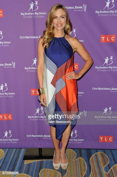 Actress Kelly Sullivan attends Big Brothers Big Sisters of Greater Los Angeles' annual Accessories for Success spring scholarship luncheon at the...