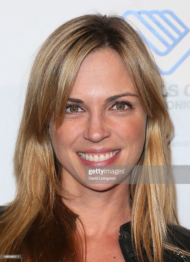 Actress Kelly Sullivan Attends The 2nd Annual Poker For