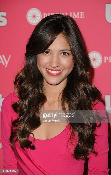 Actress Kelsey Chow arrives at the Us Weekly Hot Hollywood party held at Eden on April 26 2011 in Hollywood California