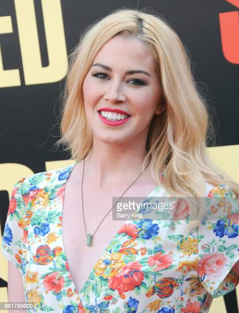 Actress Kelsey Darragh attends premiere of 20th Century Fox's' 'Snatched' at Regency Village Theatre on May 10 2017 in Westwood California