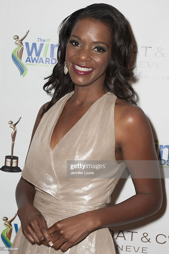 Actress Kelsey Scott arrives at the annual 2013 Women's Image Awards at Santa Monica Bay Woman's Club on December 11, 2013 in Santa Monica, California.