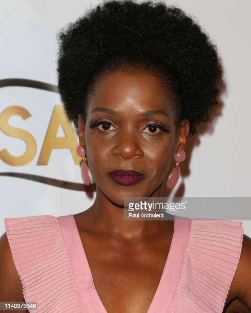 Actress Kelsey Scott attends the 10th Annual Indie Series Awards at The Colony Theater on April 03 2019 in Burbank California