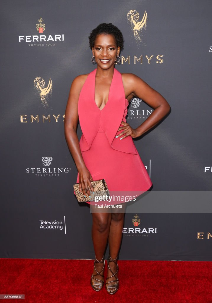 Actress Kelsey Scott attends the Television Academy's Performers Peer Group Celebration at The Montage Beverly Hills on August 21, 2017 in Beverly Hills, California.