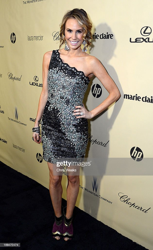 Actress Keltie Colleen attends The Weinstein Company's 2013 Golden Globe Awards after party presented by Chopard, HP, Laura Mercier, Lexus, Marie Claire, and Yucaipa Films held at The Old Trader Vic's at The Beverly Hilton Hotel on January 13, 2013 in Beverly Hills, California.