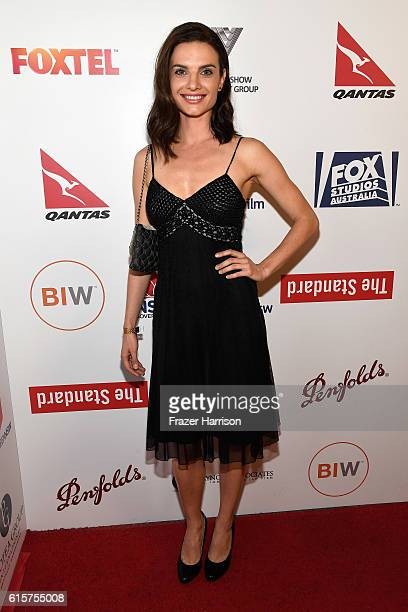Actress Kendal Rae attends Australians In Film's 5th Annual Awards Gala at NeueHouse Hollywood on October 19 2016 in Los Angeles California