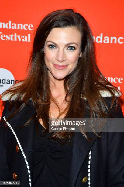 Actress Kendra Andrews attends the Blindspotting Premiere during the 2018 Sundance Film Festival at Eccles Center Theatre on January 18 2018 in Park...