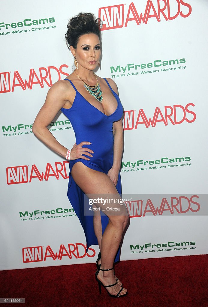 Actress Kendra Lust Arrives For The 2017 AVN Awards Nomination Party Held At Avalon On November