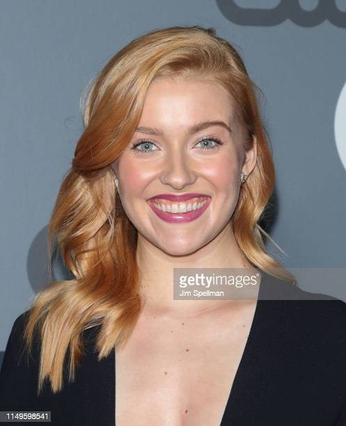 Actress Kennedy McMann attends the 2019 CW Network Upfront at New York City Center on May 16 2019 in New York City
