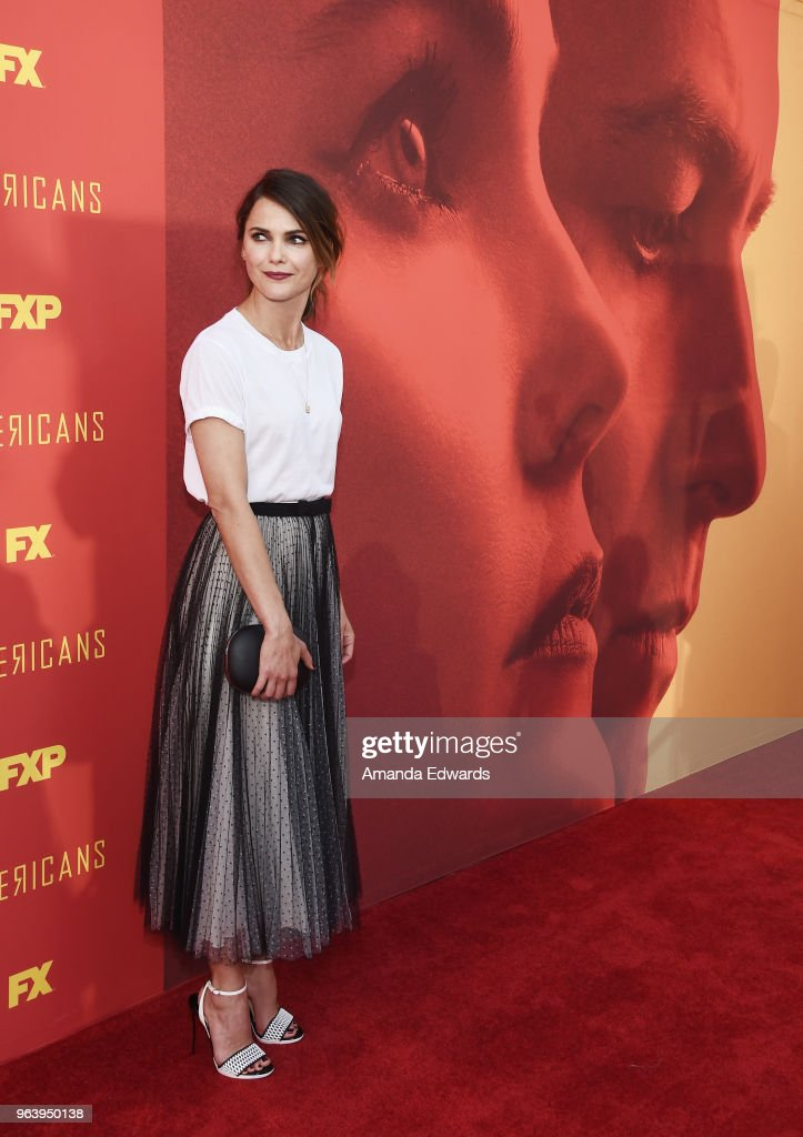 """For Your Consideration Red Carpet Event For Series Finale OF FX's """"The Americans"""" : News Photo"""