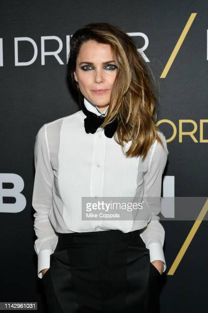 "Actress Keri Russell attends ""Burn This"" opening night at Hudson Theatre on April 15, 2019 in New York City."
