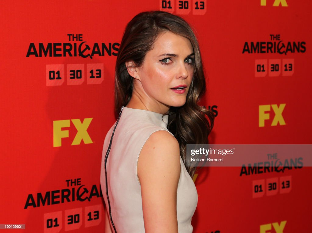"FX's ""The Americans"" Season One New York Premiere - Inside Arrivals"