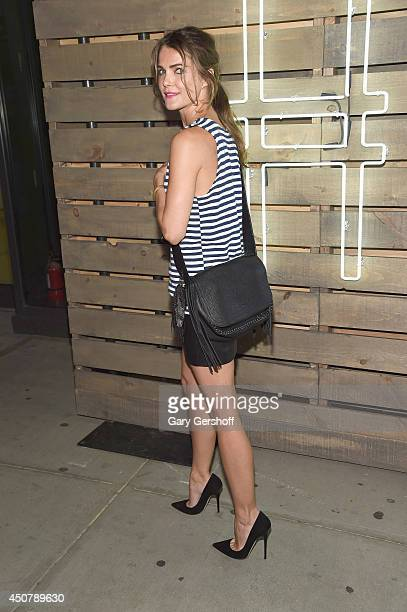 Actress Keri Russell attends the 2014 Summer Party Presented By Coach And Friends Of The Highline at The Highline on June 17 2014 in New York City