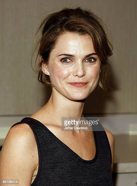 Actress Keri Russell attends the 2nd Annual Adrienne Shelly Foundation Fundraising Gala at the Skirball Center at New York University on November 17...