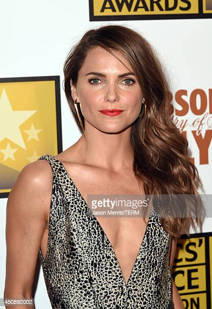 Actress Keri Russell attends the 4th Annual Critics' Choice Television Awards at The Beverly Hilton Hotel on June 19 2014 in Beverly Hills California