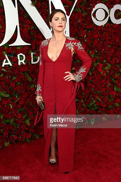 Actress Keri Russell attends the 70th Annual Tony Awards at The Beacon Theatre on June 12 2016 in New York City