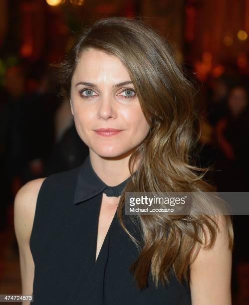 Actress Keri Russell attends 'The Americans' season 2 premiere after party at The Plaza Hotel on February 24 2014 in New York City