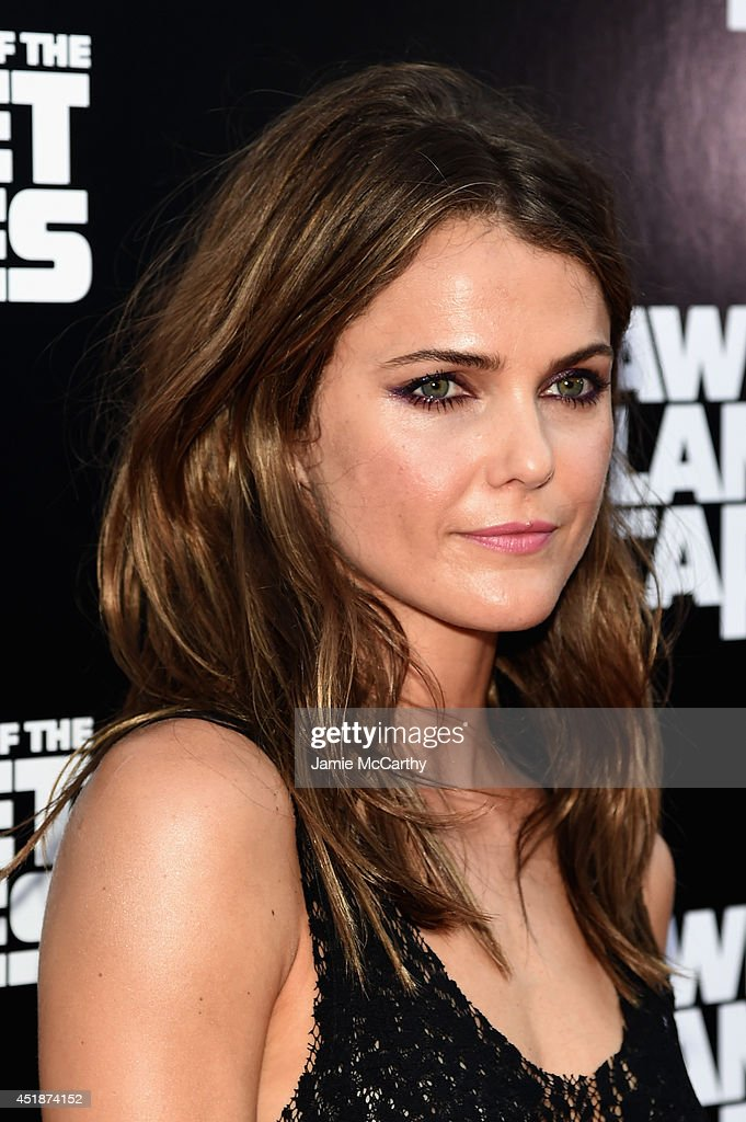 'Dawn Of The Planets Of The Apes' New York Premiere : News Photo