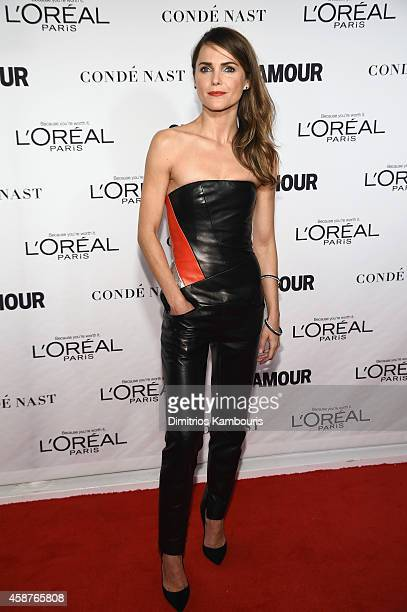 Actress Keri Russell attends the Glamour 2014 Women Of The Year Awards at Carnegie Hall on November 10 2014 in New York City