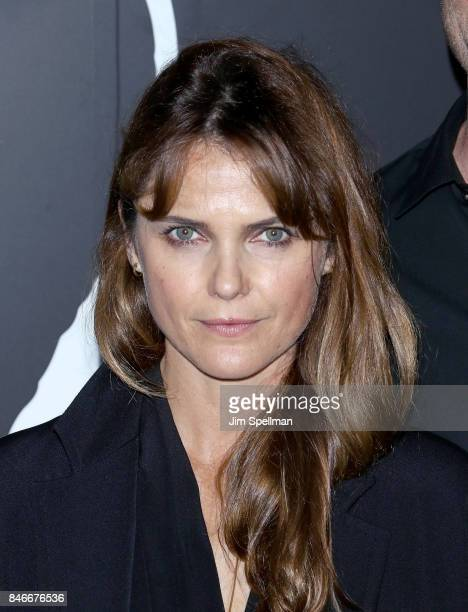 Actress Keri Russell attends the 'mother' New York premiere at Radio City Music Hall on September 13 2017 in New York City