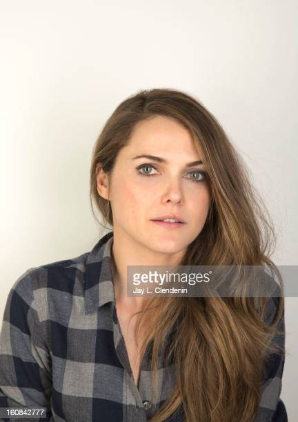 Actress Keri Russell is photographed at the Sundance Film Festival for Los Angeles Times on January 19 2013 in Park City Utah PUBLISHED IMAGE CREDIT...