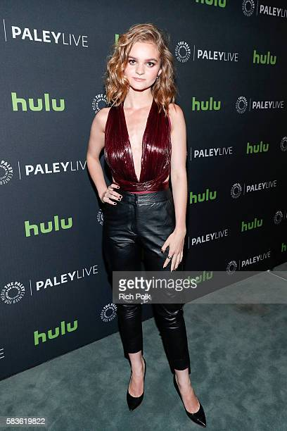 Actress Kerris Dorsey arrives at PaleyLive An Evening With 'Ray Donovan' at The Paley Center for Media on July 26 2016 in Beverly Hills California
