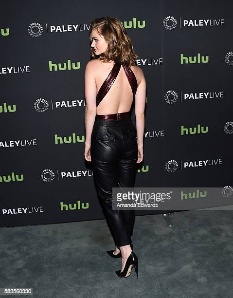 Actress Kerris Dorsey arrives at the PaleyLive LA An Evening With 'Ray Donovan' event at The Paley Center for Media on July 26 2016 in Beverly Hills...