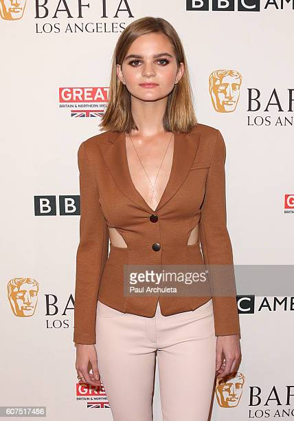 Actress Kerris Dorsey attends the BBC America BAFTA Los Angeles TV Tea Party 2016 at The London Hotel on September 17 2016 in West Hollywood...