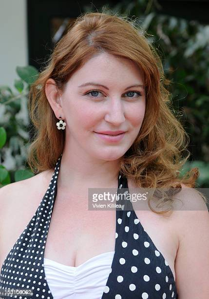 Actress Kerry Berry Brogan attends the 2nd Annual Celebrity Garden Party Fundraiser Memorabilia Auction For Motion Picture Home Hosted By Renee...