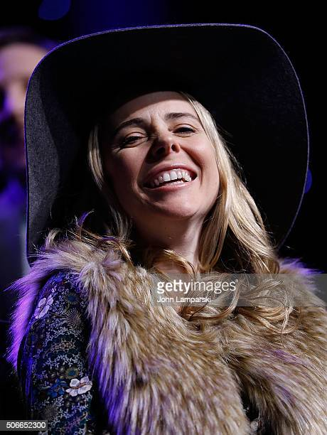 Actress Kerry Butler attends BroadwayCon 2016 at the Hilton Midtown on January 24 2016 in New York City
