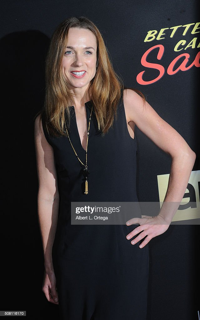 actress kerry condon arrives for the premiere of amc 39 s 39 better call nachrichtenfoto getty. Black Bedroom Furniture Sets. Home Design Ideas