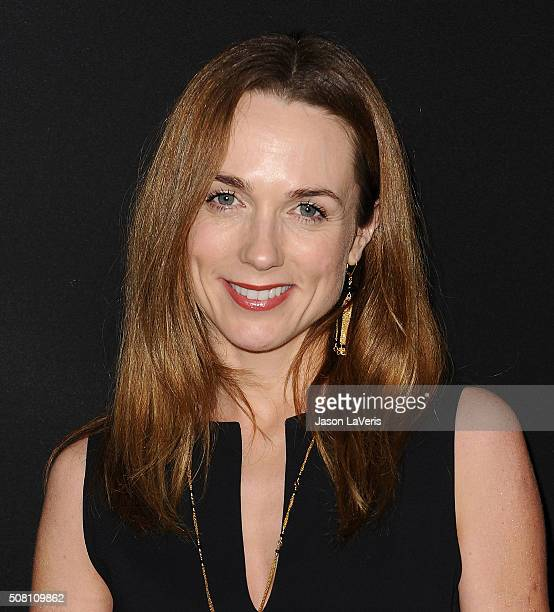 Actress Kerry Condon attends the Season 2 premiere of Better Call Saul at ArcLight Cinemas on February 2 2016 in Culver City California
