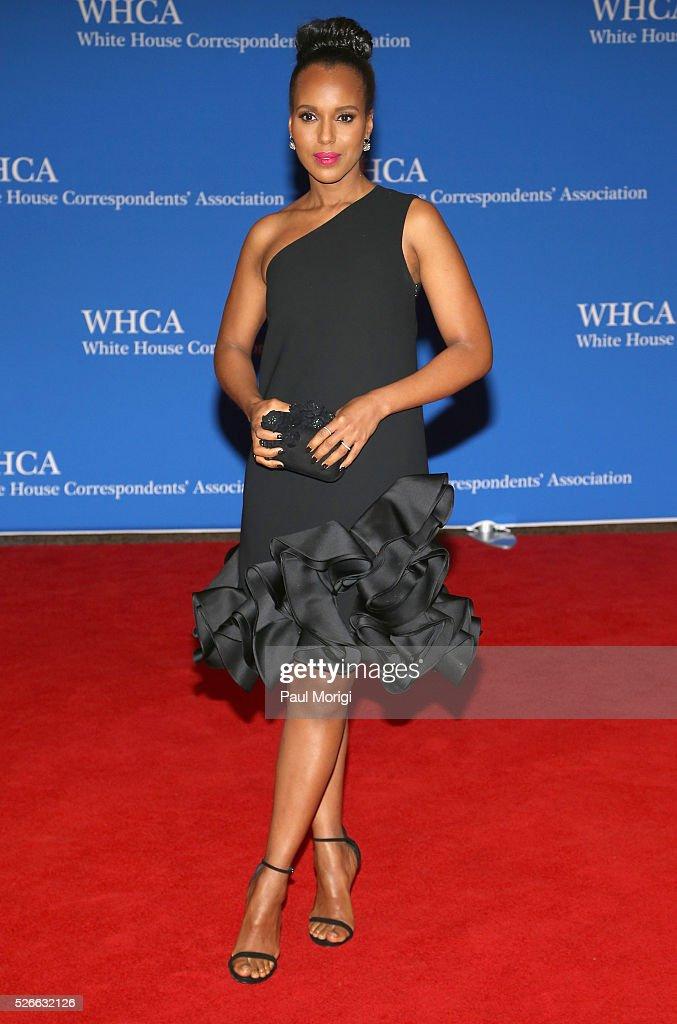 102nd White House Correspondents' Association Dinner - Arrivals : News Photo