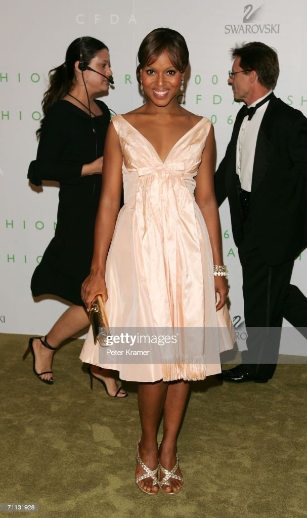 Actress Kerry Washington attends the 2006 CFDA Awards at the New York Public Library on June 5, 2006 in New York City.