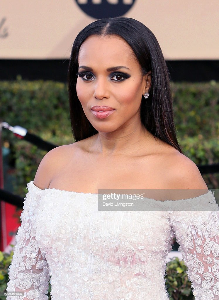 Actress Kerry Washington attends the 4th Annual VH1 Hip