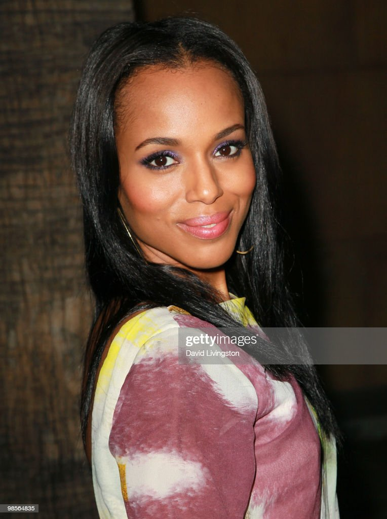 Actress Kerry Washington attends the premiere of Sony Pictures Classics' 'Mother and Child' at the Egyptian Theater on April 19, 2010 in Los Angeles, California.