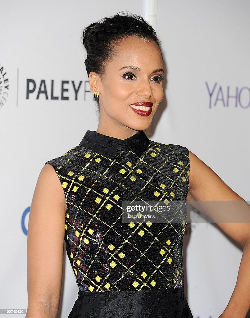 """The Paley Center For Media's 32nd Annual PALEYFEST LA - """"Scandal"""" : News Photo"""